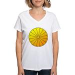 national emblem Women's V-Neck T-Shirt
