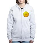national emblem Women's Zip Hoodie