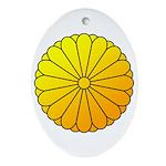 national emblem Ornament (Oval)