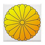 national emblem Tile Coaster