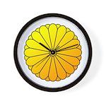 national emblem Wall Clock