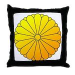 national emblem Throw Pillow
