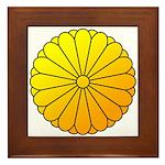 national emblem Framed Tile