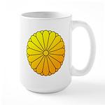 national emblem Large Mug
