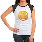 mitsuba-aoi Women's Cap Sleeve T-Shirt