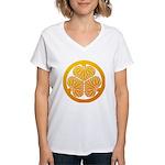 mitsuba-aoi Women's V-Neck T-Shirt