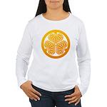 mitsuba-aoi Women's Long Sleeve T-Shirt