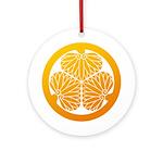 mitsuba-aoi Ornament (Round)