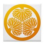mitsuba-aoi Tile Coaster