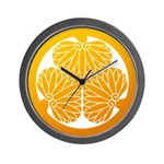 mitsuba-aoi Wall Clock