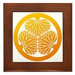 mitsuba-aoi Framed Tile
