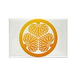 mitsuba-aoi Rectangle Magnet (10 pack)