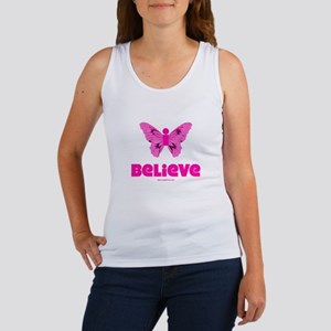iBelieve - Pink Women's Tank Top