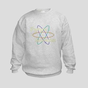 Future Scientist Kids Sweatshirt