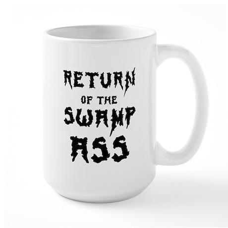 Swamp Ass Large Mug