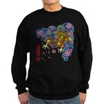 nue cherry Sweatshirt (dark)