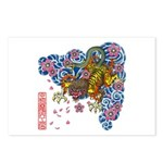 nue cherry Postcards (Package of 8)