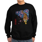 tiger cherry Sweatshirt (dark)