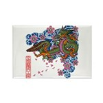 kuuma tattoo 1 Rectangle Magnet (100 pack)