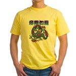 dragon Yellow T-Shirt