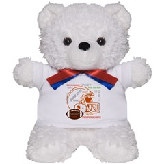 OYOOS Football Sports design Teddy Bear
