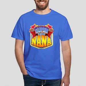 Super Nana Dark T-Shirt