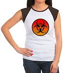 danger Women's Cap Sleeve T-Shirt