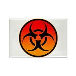 danger Rectangle Magnet (10 pack)