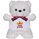 NO NUKES! Teddy Bear