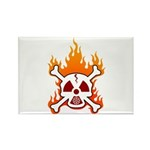 NO NUKES! Rectangle Magnet (100 pack)