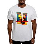 NO MORE TERRORISM Light T-Shirt