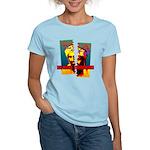NO MORE TERRORISM Women's Light T-Shirt