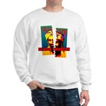 NO MORE TERRORISM Sweatshirt