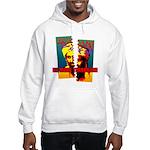 NO MORE TERRORISM Hooded Sweatshirt