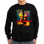 NO MORE TERRORISM Sweatshirt (dark)