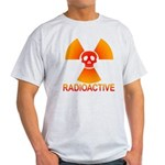 radioactive skull Light T-Shirt