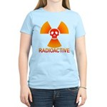 radioactive skull Women's Light T-Shirt