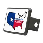 Problem Solved Flag Hitch Cover
