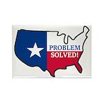 Problem Solved Flag Magnets