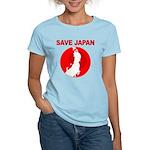 save japan Women's Light T-Shirt