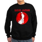 save japan Sweatshirt (dark)