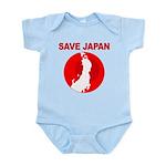 save japan Infant Bodysuit
