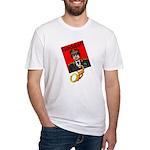 Catch Gaddafi Fitted T-Shirt