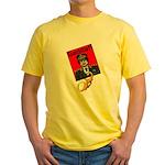 Catch Gaddafi Yellow T-Shirt