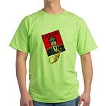 Catch Gaddafi Green T-Shirt