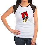 Catch Gaddafi Women's Cap Sleeve T-Shirt