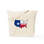 Problem Solved Flag Tote Bag