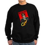Catch Gaddafi Sweatshirt (dark)