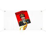 Catch Gaddafi Banner