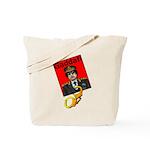 Catch Gaddafi Tote Bag